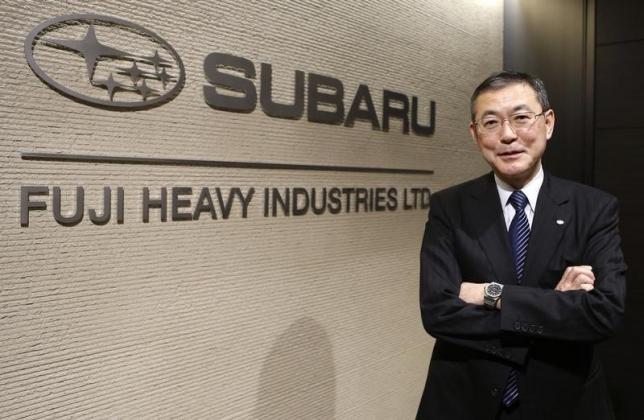 富士重、2021年に電気自動車を投入へ=吉永社長