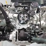 Subaru technology: BOXER engine FA20 DIT direct-injection turbo engine