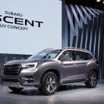 アセント:スバル 北米市場専用新型3列SUVはアセント/ASCENT