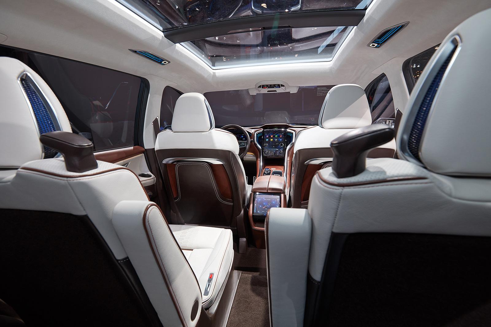 Subaru Suv 2017 >> アセント:スバル 北米市場専用新型3列SUVはアセント/ASCENT | スバルボイス/subaru voice 自由に情報をデザインするキュレーション