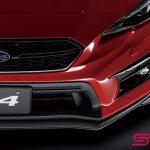 新型WRXS4:スバル車専用のSTI専用カスタムパーツ、アクセサリパーツをまとめました